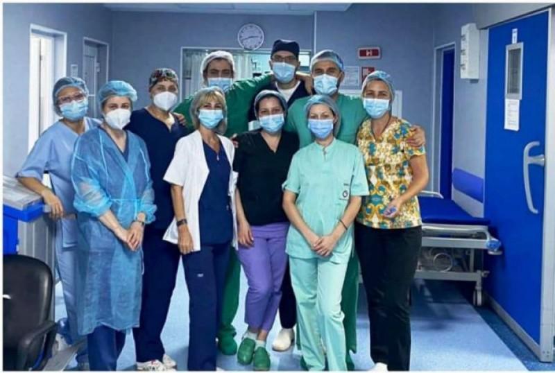 Medic din Botoșani implicat într-o premieră națională. Șase vieți au fost salvate