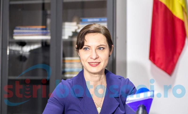 "Medic epidemiolog Irina Alecu, DSP Botoșani: ""Prin coronavirus trecem în fiecare an"""