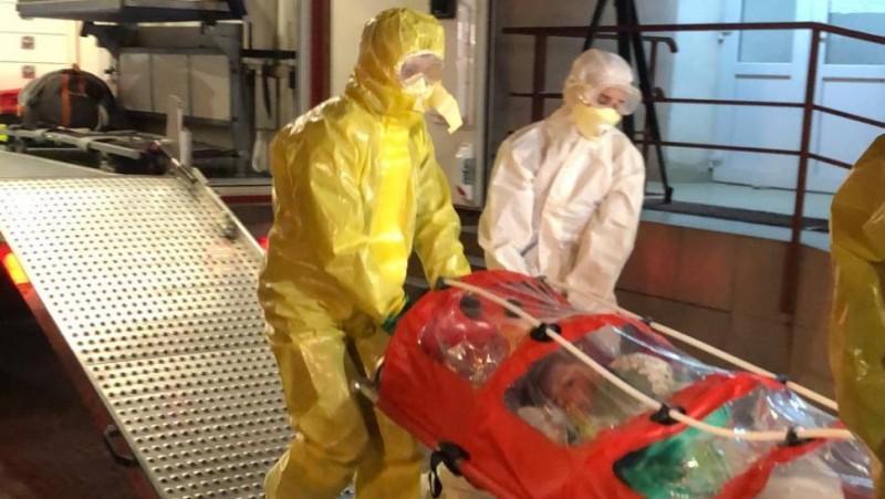 Medicii botoșăneni au sub observație un copil de zece luni, suspect de infestare cu coronavirus