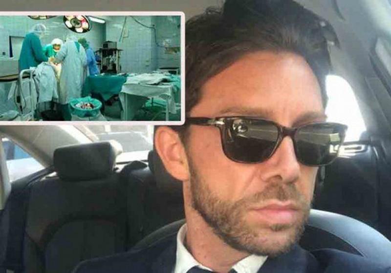 Medicul fals, Matteo Politi, a fost reţinut de poliție