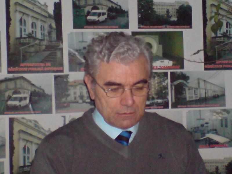 Medicul Paul Serban va munci jumatate de norma pentru ministrul Sanatatii!