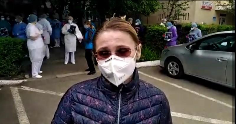 """Medicul Valentina Morcov, despre moartea colegei sale: """"Afectarea pulmonară a fost foarte gravă. Ea nu putea să respire fără aparate"""""""