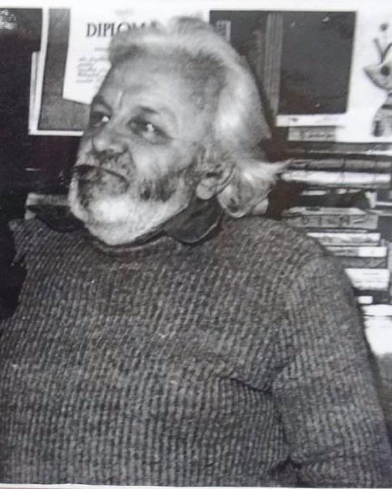 Memoria zilei: 27 de ani de la moartea lui LUCIAN VALEA, poetul exilat de comuniști la Darabani