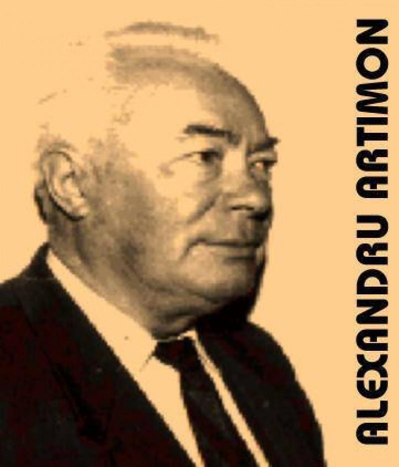 Memoria zilei: ALEXANDRU ARTIMON