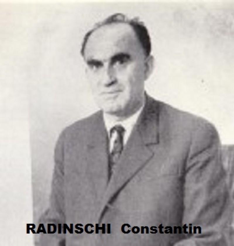 Memoria zilei: Constantin Radinschi, maestrul culorilor de apă!