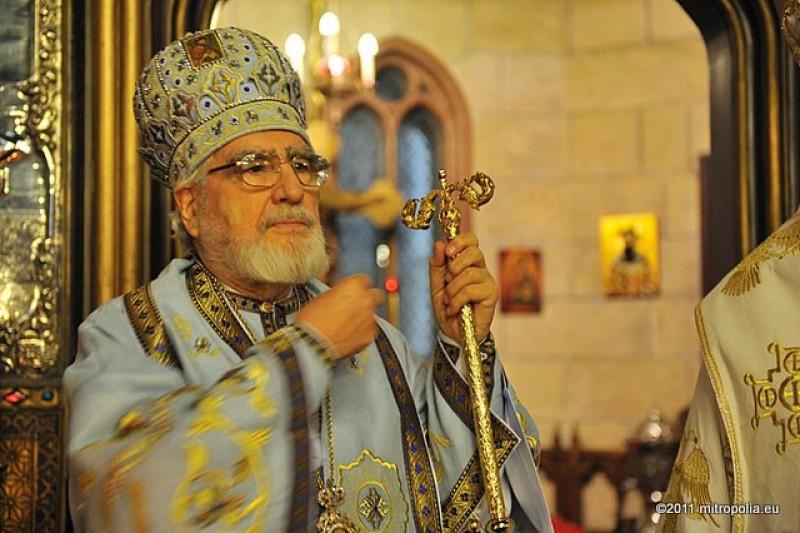"""Memoria zilei: IPS Adrian, arhiepiscopul românilor din Occident. """"Cânta """"Tatăl nostru"""", după melodia lui Ciprian Porumbescu"""""""