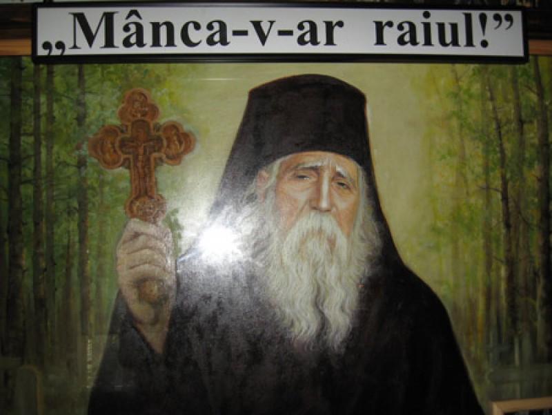 Memoria zilei - Mânca-v-ar Raiul! Acasă la Părintele Ilie Cleopa