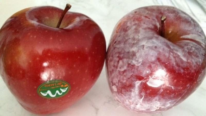 Merele românești n-au loc în școli. Elevii primesc fructe chimizate aduse din Polonia!