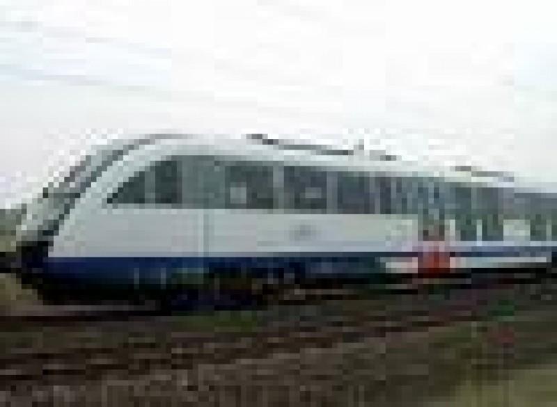 Mersul trenurilor din Botosani