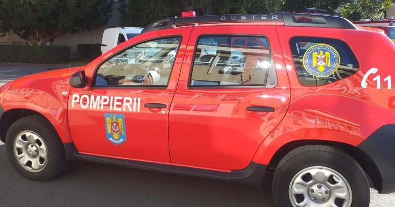 Mesaje transmise de pompieri prin portavoce, în localitățile cu incidență crescută de infectare COVID. Acțiuni desfășurate de salvatorii botoșăneni