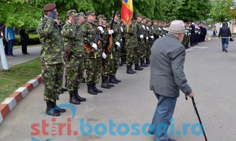 Mesajul colonelului în rezervă Gheorghe Jalbă cu prilejul Zilei Veteranilor de Război