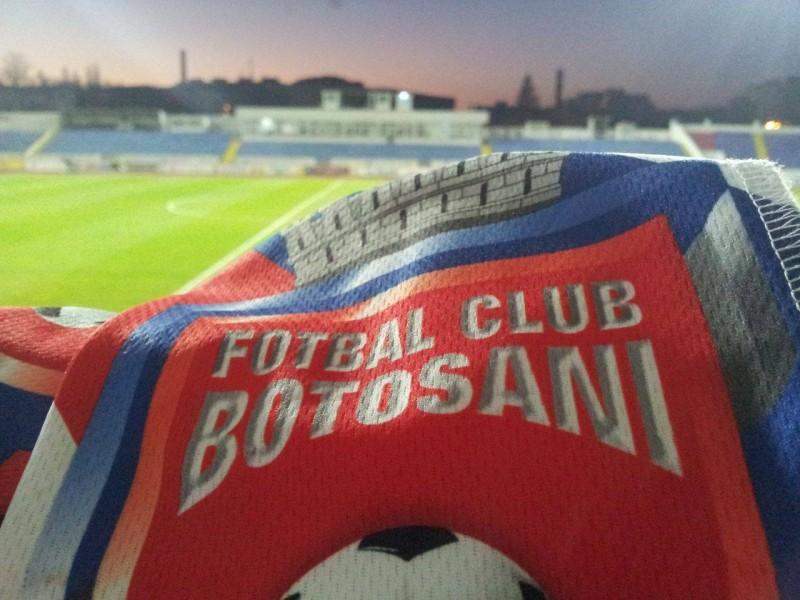 """Mesajul EMOTIONANT din China, pentru jucatorii de la FC Botosani: """"Nu uitati ca FC Botosani trebuie sa ramana pe prima scena fotbalistica"""""""