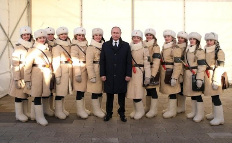 Mesajul lui Putin după ce rusoaicele au fost atenţionate să nu facă sex cu străini