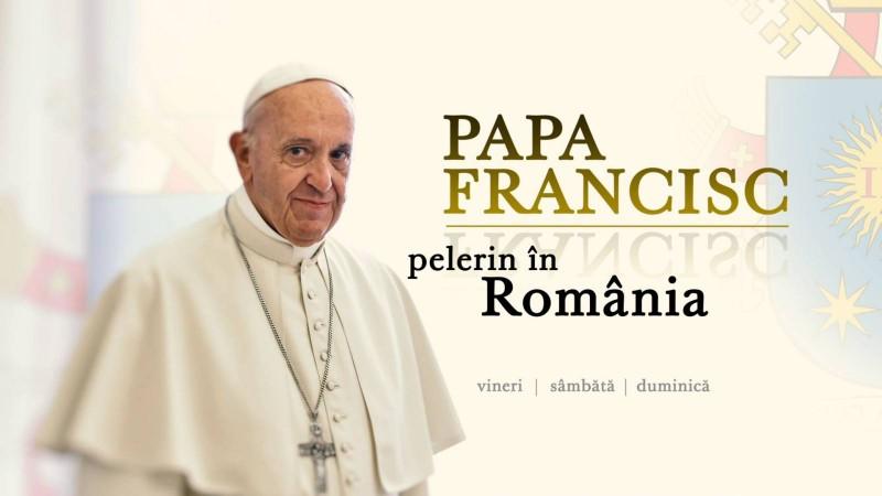 """Mesajul Papei Francisc pentru români: """"Continuaţi să luptaţi împotriva acestor noi ideologii care apar!"""""""