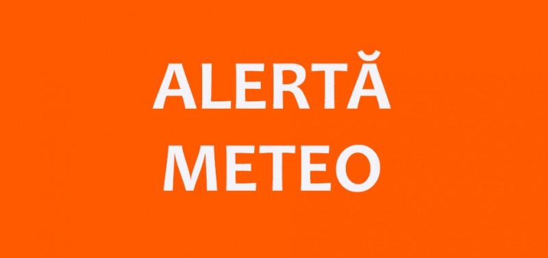 METEO: COD PORTOCALIU de vânt pentru județul Botoșani!