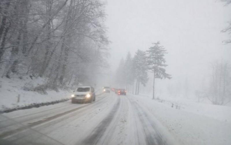 Meteo: Vreme extremă vineri, cu cod portocaliu de viscol. Minime de -11 grade la Botoșani!