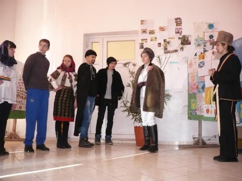Mica Unire la Rădăuţi Prut şi Miorcani! FOTO