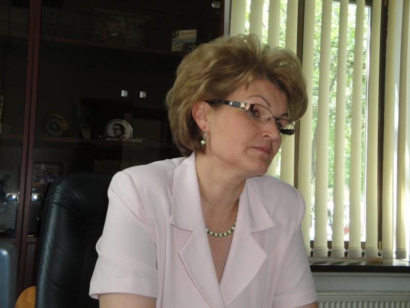 """Mihaela Hunca: """"Cine doreste sa lucreze cu noi in continuare ramane. Cine nu, nu!"""""""