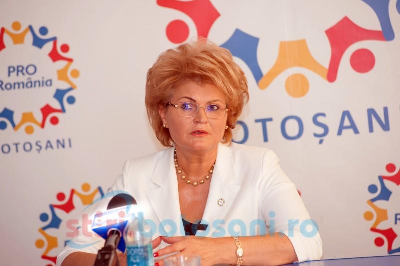 """Mihaela Huncă susține sporurile pentru personalul didactic și auxiliar: """"Am votat pentru normalitate"""""""
