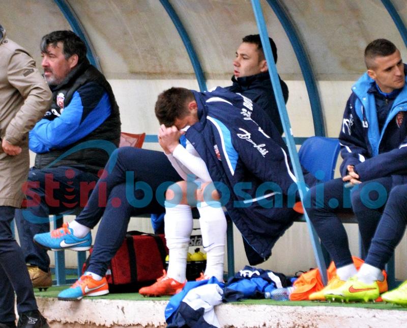 """Mihai Bordeianu a plans dupa ce a ratat penalty-ul si a fost huiduit de suporteri: """"Nu trebuiau sa reactioneze asa"""" – FOTO"""
