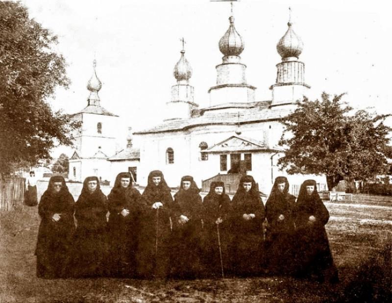 Mihai Eminescu la Mănăstirea Agafton