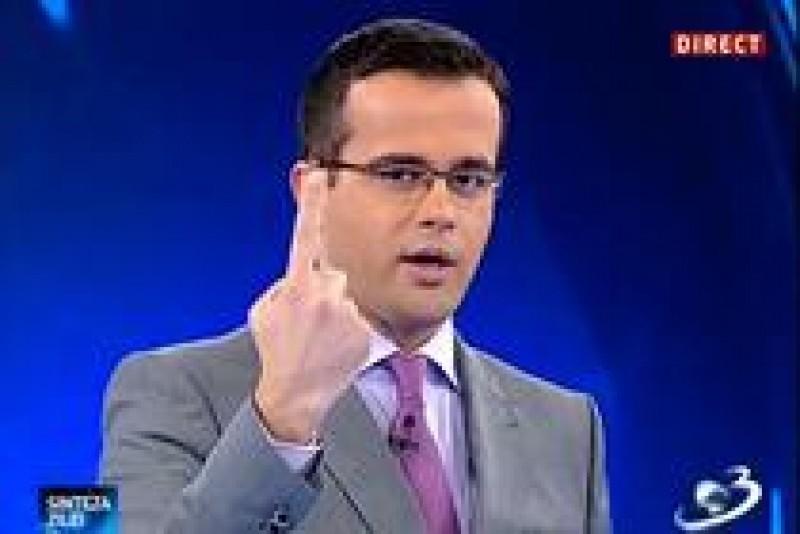 Mihai Gadea, replica la Dragnea, dupa ce liderul PSD a batut cu degetul in microfonul Antena 3: Rafuielile cu presa lasati-le pentru Basescu