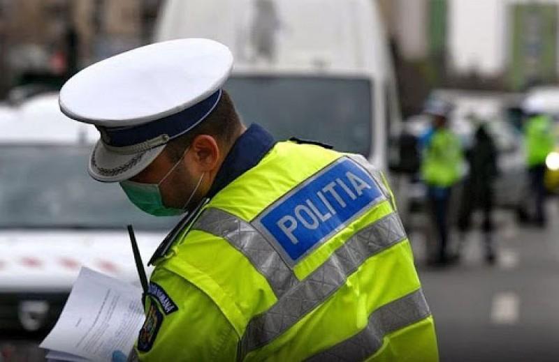 Mii de persoane legitimate de polițiști în contextul acțiunilor împotriva COVID-19