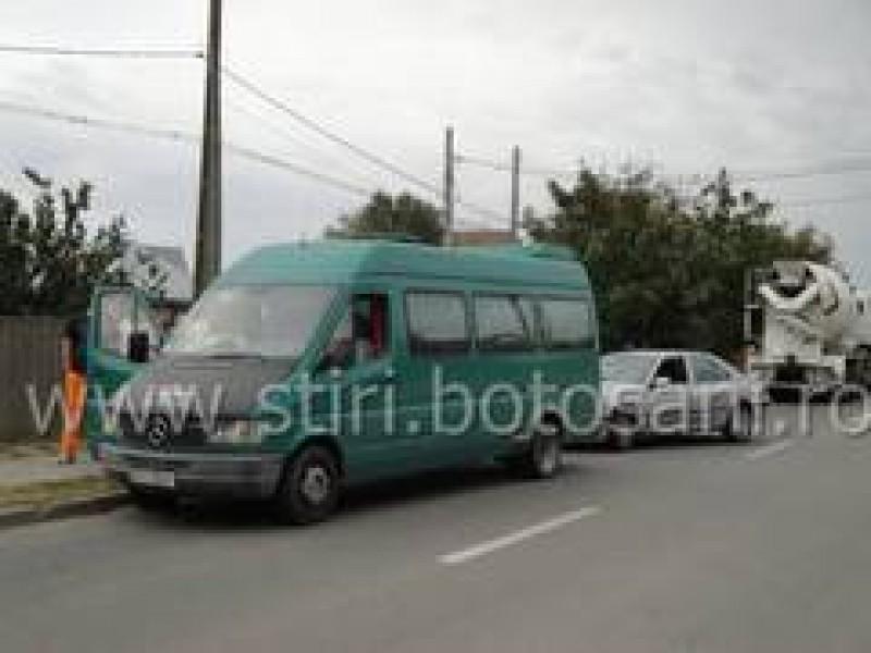 Mijloace de transport în comun cerute pentru zona Lebăda