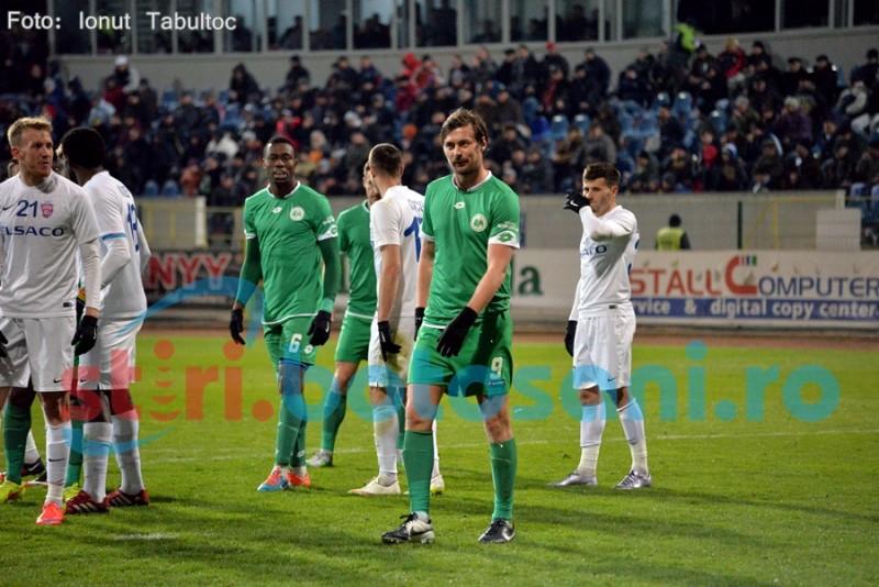 """Milevski a sarbatorit """"dubla"""" de la Botosani in doua cluburi din Cernauti! FOTO"""