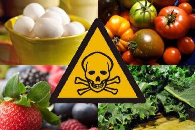 Ministerul Agriculturii: Legumele si fructele romanesti din comert sunt sigure pentru consumatori chiar daca au reziduuri de pesticide