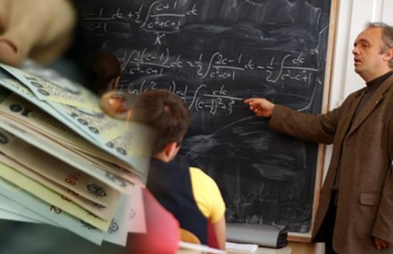 Ministerul explica de ce nu-si primesc profesorii salariile inainte de Pasti: Nu le-a calculat inca majorarile