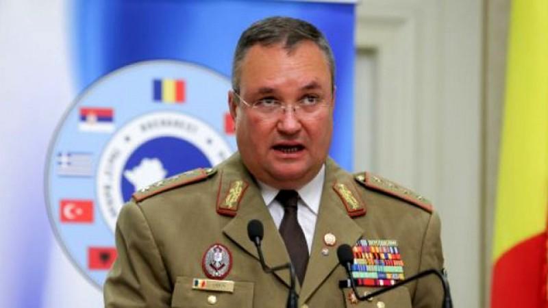 Ministrul Apărării, Nicolae Ciucă, desemnat premier interimar după demisia lui Ludovic Orban