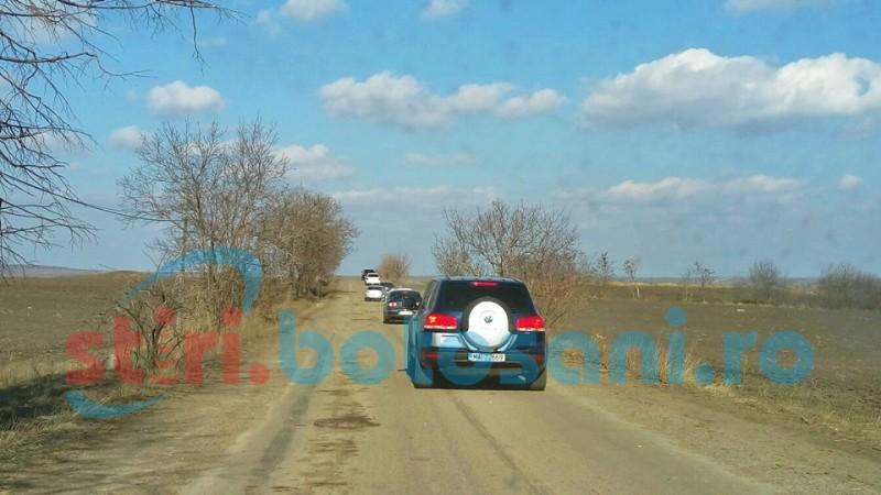 Ministrul care a promis investiţii pe drumurile din judeţul Botoşani a plecat. Ce spune şeful judeţului despre lucrări!
