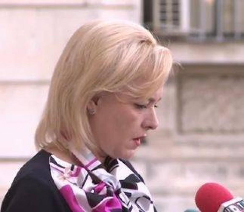 Ministrul Carmen Dan ii raspunde lui Iohannis: Guvernul discuta deja despre un sistem de avertizare in caz de urgenta