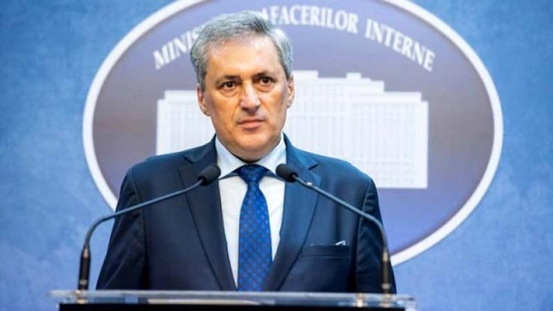 """Ministrul de Interne, Marcel Vela, anunță """"cele mai dure măsuri din ultimele zeci de ani"""" - Live VIDEO"""