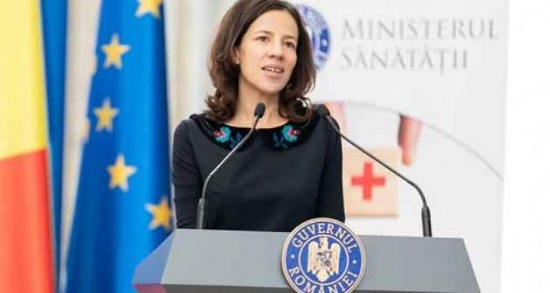 Ministrul Fondurilor Europene, Roxana Mânzatu, ajunge la Botoșani