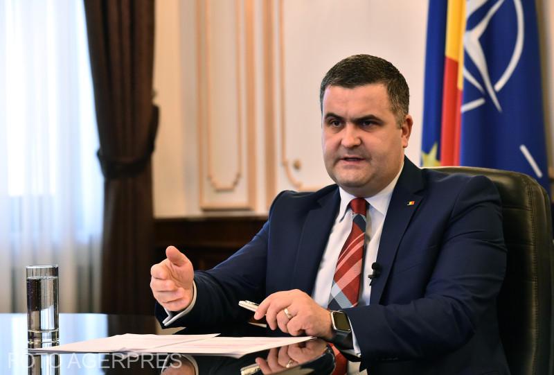 Ministrul Gabriel Leş: Dacă ajungi la situaţia de război, lucrurile se complică. Industria de apărare este la pământ