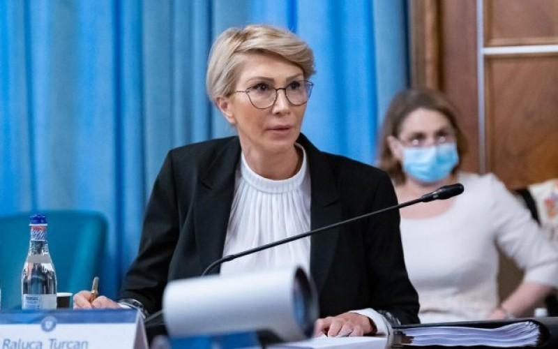 Ministrul Muncii Raluca Turcan vine la Botoșani însoțită de șefii structurilor subordonate