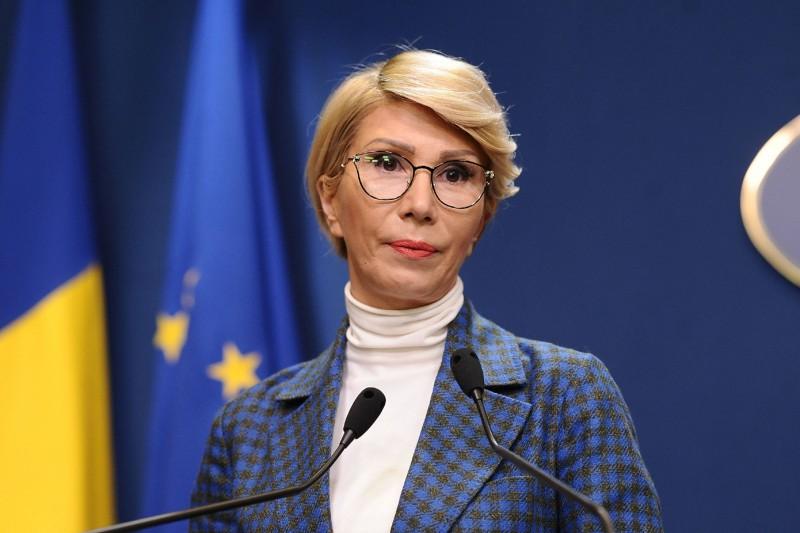 Ministrul Muncii, Raluca Turcan vine la Botoșani