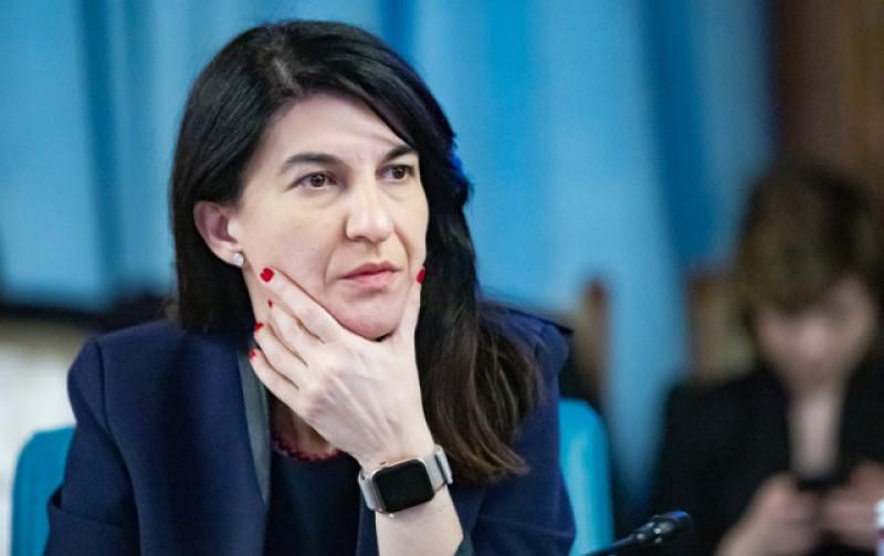 Ministrul Muncii și Protecției Sociale, Violeta Alexandru, așteptată pe 10 lulie la Botoșani la o întânire cu oamenii de afaceri