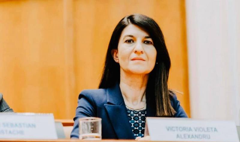 Ministrul Muncii, Violeta Alexandru: La 45 de ani, e profund injust să te pensionezi şi să te întorci în sistemul public