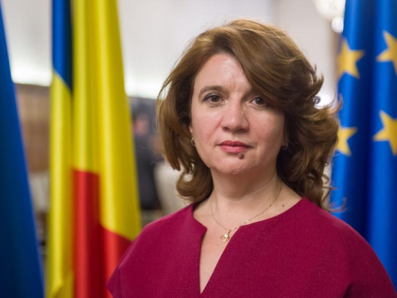 Ministrul pentru românii de pretutindeni, Andreea Păstârnac, aşteptată la Botoşani