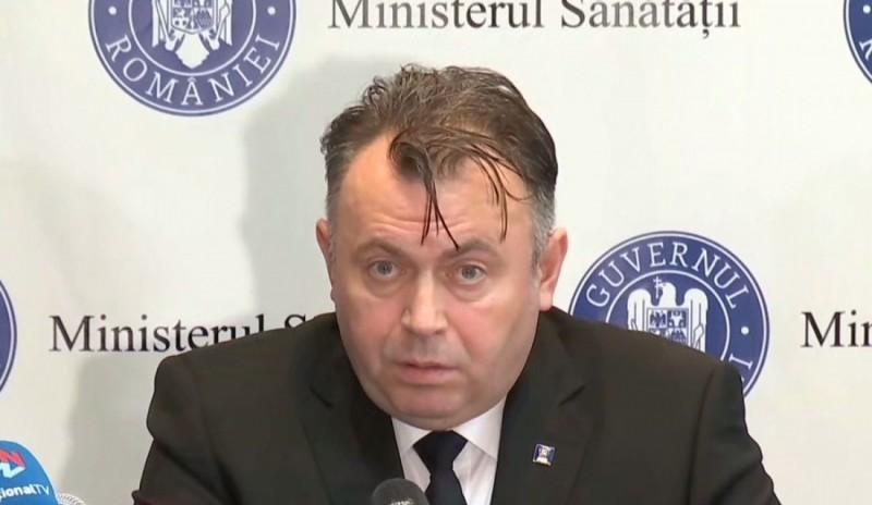 Ministrul Sănătății a anunțat că va ajunge la Botoșani în următoarele zile