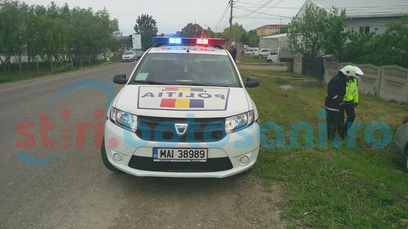 Minor prins la volan, oprit de poliţişti şi transportat la spital!