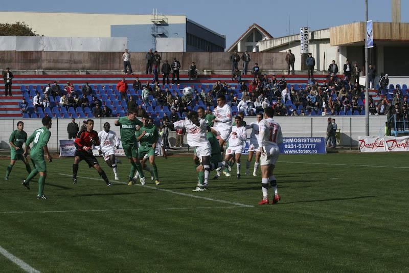 Minune pe Municipal: FC Botosani - FC Snagov 1-0!