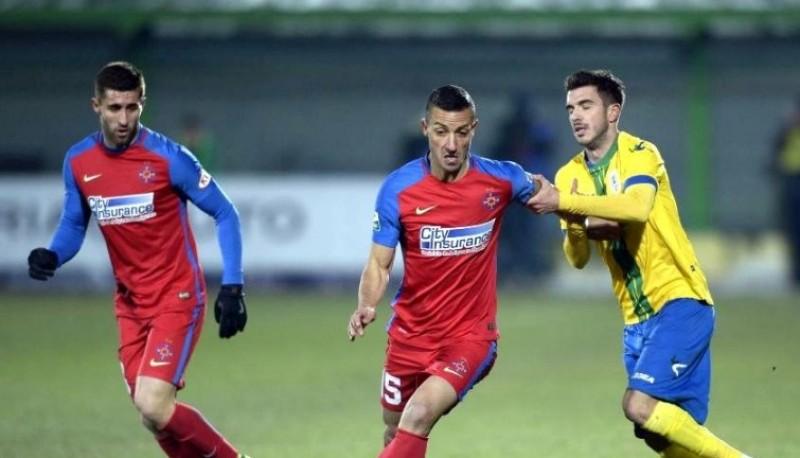 Mioveniul realizează surpriza finalului de an și o elimină pe Steaua din Cupa României