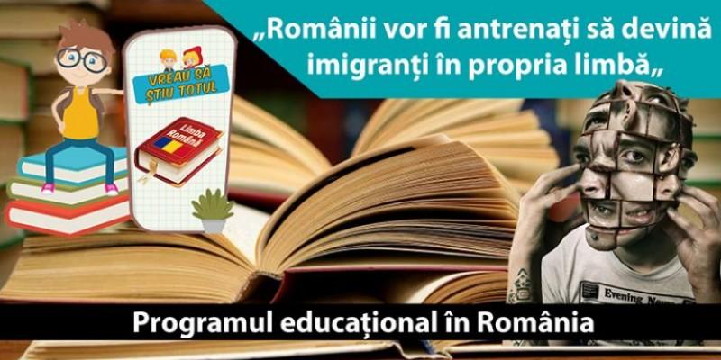 Mircea Platon: SOS literatura română în școală! Ministerul Educației Artificiale