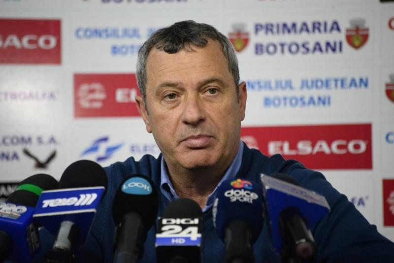 """Mircea Rednic: """"Am castigat cu noroc, dar a fost o victorie meritata"""""""