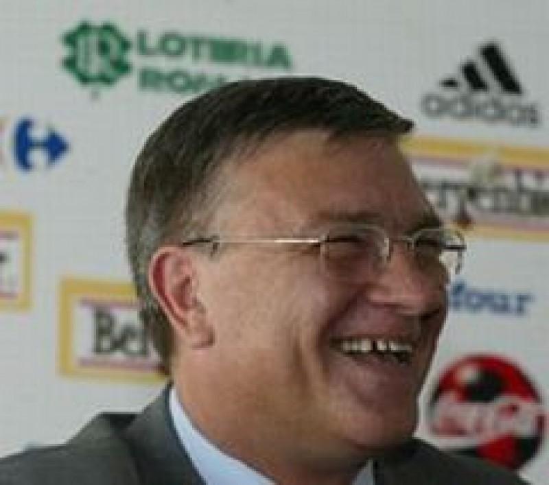 Mircea Sandu: Nu ma poate da nimeni jos din fruntea FRF