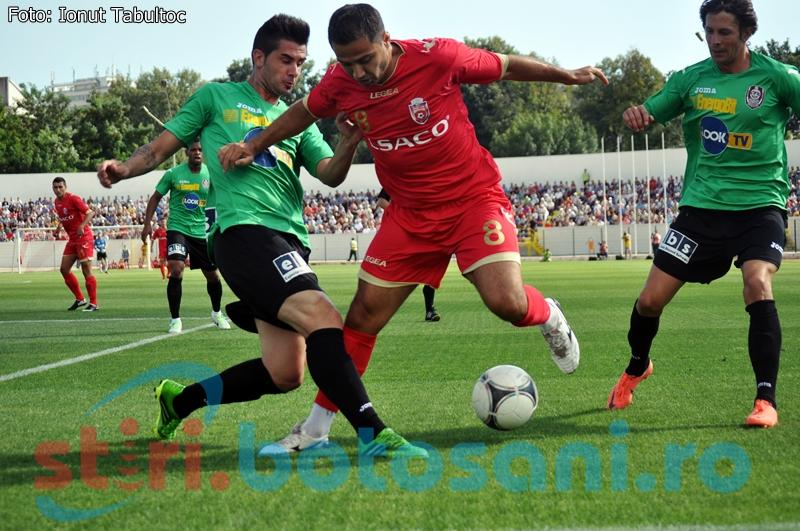 """Miriuţă dă un ultimatum conducerii lui CFR: """"Fotbaliştii nu vor să joace la Botoşani!"""""""
